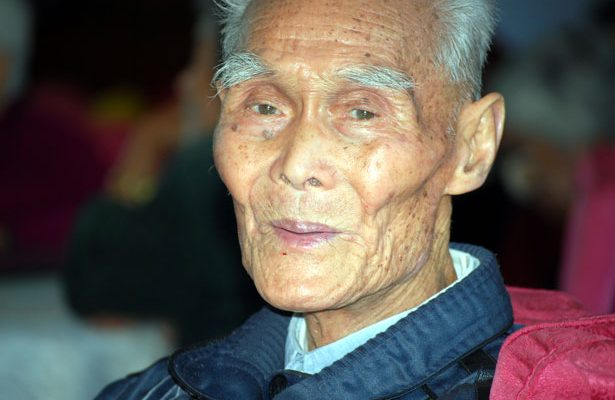 elderly gentleman
