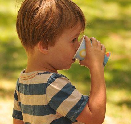 beverages for children