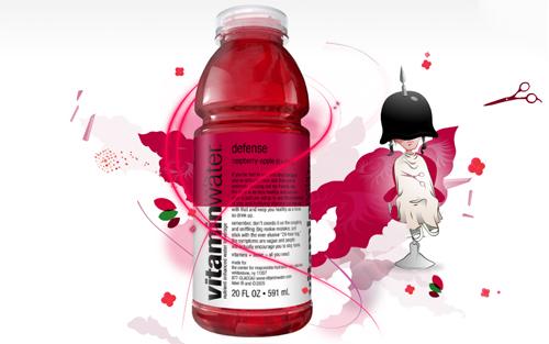 vitamin water defense