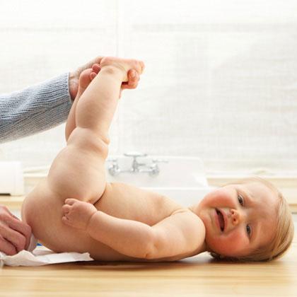 diarrhea in newborn